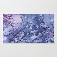 Mystic Blossom Area & Throw Rug