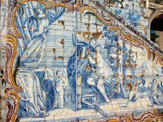 Portuguese Tiles - Azulejos Portugueses