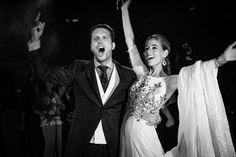 La boda de Carmen y Borja. Foto: Mar Mateau