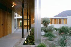 Richard Neutra's - Kaufmann House. 1946. Palm Springs