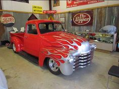 1950  Chevy Truck work by Boerne Stage Kustoms