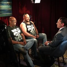 On this week's exclusive WWE.com interview with @michaelcole, The #DudleyBoyz describe their decade-long absence from #WWE, keeping their return a surprise, and what it would mean to win the #WWE #TagTeamTitles on Oct. 3 at @madisonsquaregarden live on #WWENetwork!