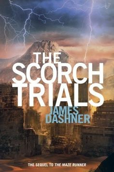 Book two in the Maze Runner