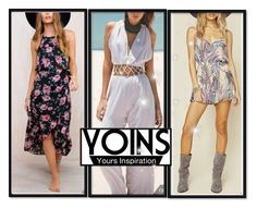 """YOINS-Fashion"" by sabine-rose ❤ liked on Polyvore featuring polyvorecommunity, polyvoreeditorial, yoins, PolyvoreMostStylish and 2016trends"