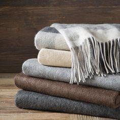 Metropolitan Home Cashmere Throw|Designer Living