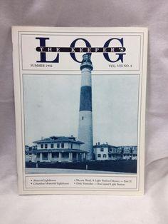 The Keeper's Log US Lighthouse Society Magazine Summer 1992