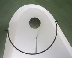 #House #Interiors #Shower #Minimal #Bathroom #Green #DotPartners #Valencia