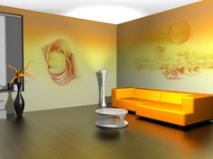 Eye Catching Wall PaintingEye Catching Wall Painting