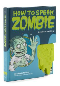 How to Speak Zombie. Youve collected enough zombie films to become familiar with all of their customs, but now its time to understand the culture of the living dead through the classic method of learning their native language!  #modcloth