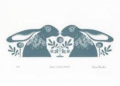 scandi folk art - Google Search
