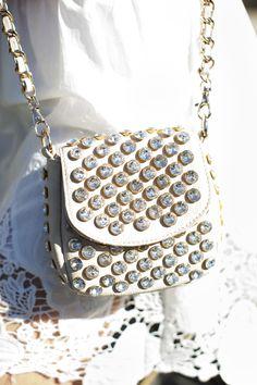 Chanel With Bling. Chanel Handbags, Purses And Handbags, Chanel Clutch, Chanel Chanel, Chanel Bags, Replica Handbags, Coach Handbags, Designer Handbags, Glitter Make Up