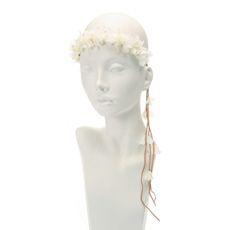 Flower Braided Headwrap