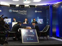 Ele & Elis Blog: AlphaGo:Goggle artificial intelligence just beat t...