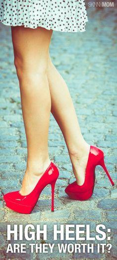 High Heel Hazards: The Dangers of Those Darling Stilettos