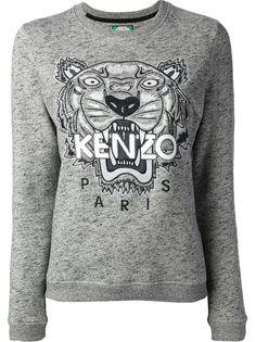 Kenzo sweaters look so comfortable.
