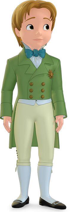 Imagenes del Principe James.