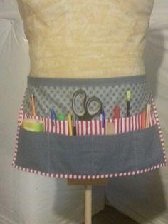 Teaching or craft apron