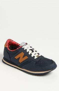 Navy New Balance Herschel Supply Co. - 420 Mens Sneaker | Nordstrom