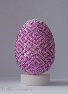 Vajíčko * korálky