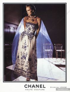 Chanel 1984 Broderies Lesage