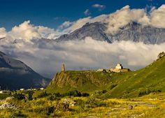 Kazbegi - #kaukaz, #georgia, #gruzja