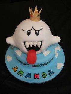 king boo cake