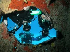 Wreck diving in Nassau, Bahamas is great. There are lots of wreck sites littered around New Providence Island, especially along the South East coast. Check them out here: http://www.theworldswaiting.com/2011/05/get-wrecked-in-nassau.html