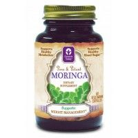 Moringa Oleifera Seen On The View & Dr Oz!      Promotes weight control by balancing blood sugar levels, altering insulin sensitivities, and supporting the body's ability to burn fat     Contains high levels of vitamins, minerals, amino acids, antioxidants and other natural compounds that support weight management and nutritional health Read More Here!  http://www.bestpricenutrition.com/genesis-today-moringa-60-vege-caps.html