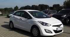 Samochód Hyundai i30 - wersja wyposażenia Classic http://hyundai.lubin.pl/oferta/hyundai-i30-okazjagwarancja-znaszego-salonu/32