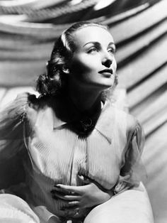 Photographic Print: Carole Lombard : 24x18in