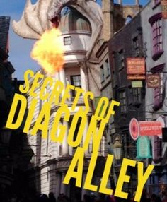 Secrets of Diagon Alley at Wizarding World of Harry Potter Universal Orlando