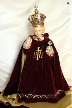 Infant of Prague from chapel.