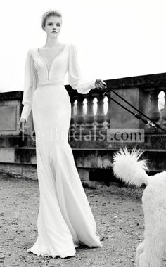 Long Sleeve Wedding Dress, wedding dresses with sleeves