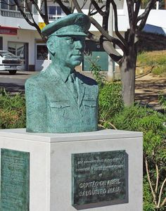 Busto de Salgueiro Maia- Lagos