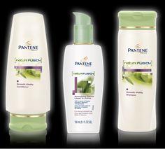 Pantene Shampoo & Conditioner