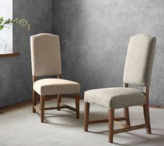 Ashton Non-Tufted Dining Chair | Pottery Barn