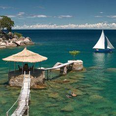 Lake Malawi (Lake Nyasa)[Mozambique,Africa]