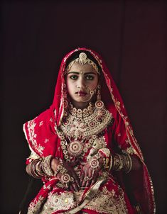 Femme Drokpa, Inde (photographie de Jimmy  Nelson)