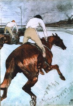 Edgar Degas.  how does Degas take this drawing from gesture to full composition?