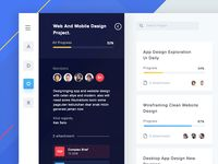 project dashboard exploration