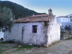 Βρύση Cabin, Traditional, Architecture, House Styles, Outdoor, Home Decor, Arquitetura, Outdoors, Decoration Home