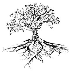 5a366c2f489d970c46bb2d0b30782c85--tree-tattoo-back-tree-with-roots-tattoo.jpg 736×749 Pixel