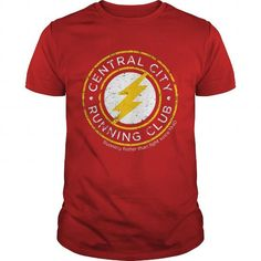Awesome Tee Central City Running Club T-Shirts Shirts & Tees