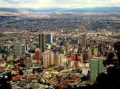Bogota, Colombia  The home of my latin lover :)   I have enjoyed LOTS of wonderful trips to this city to enjoy my in-laws and LOVE this place because it is my husbands home.