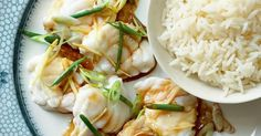 A Chinese inspired seafood dish from Rick Stein. This fragrant fish recipe is made with delicate steamed monkfish with added ginger, sesame oil and soy sauce.
