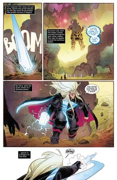 Thor Issue - Read Thor Issue comic online in high quality Marvel Art, Marvel Heroes, Marvel Comics, Comic Sound Effects, The Mighty Thor, Superhero Design, Silver Surfer, Comic Covers, Marvel Cinematic Universe