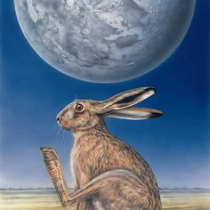 Joanna May's - The Hare in the Moon