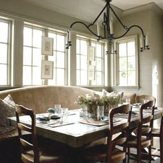1000 Images About Sofa At Dining Table On Pinterest