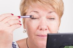 How to Apply Eye Makeup (for Women Over 50) (with Pictures)