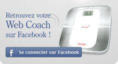 Rejoignez Webcoach sur facebook